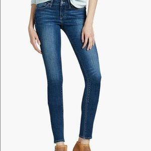💜3-$30💜 Lucky Brand Charlie Skinny Ripped Jeans